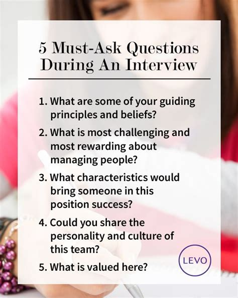 good questions to ask during a job interview 5 must ask questions during an interview interview job