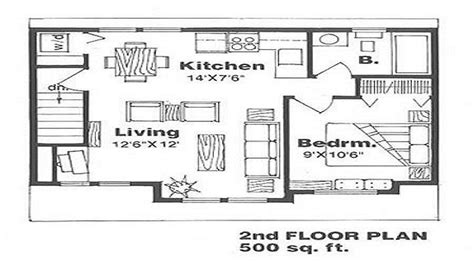 sq ft house plans ikea  sq ft house  bedroom