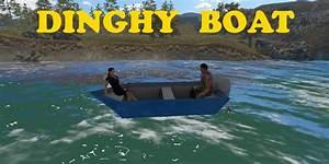 Dinghy Boat V1 Mod   15 Mod