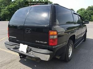 2003 Chevy Suburban Lt 4x4