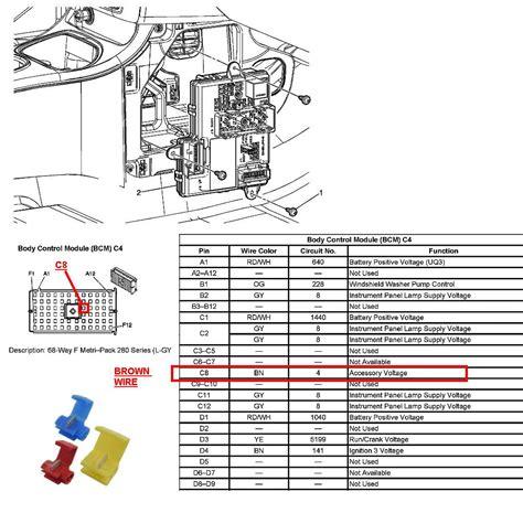 Chevy Cobalt Radio Wiring Diagram by Wiring Diagram For 2008 Pontiac G5 Imageresizertool