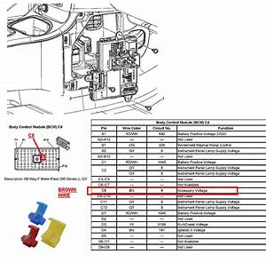 Wiring Diagram For 2008 Pontiac G5
