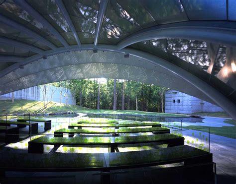 leaf chapel yamanashi klein dytham architecture