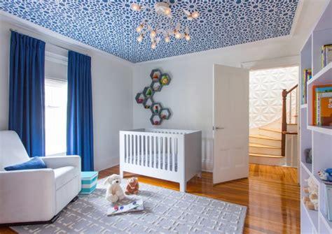 deco chambre bebe gar輟n décoration chambre bébé garçon en bleu 36 idées cool