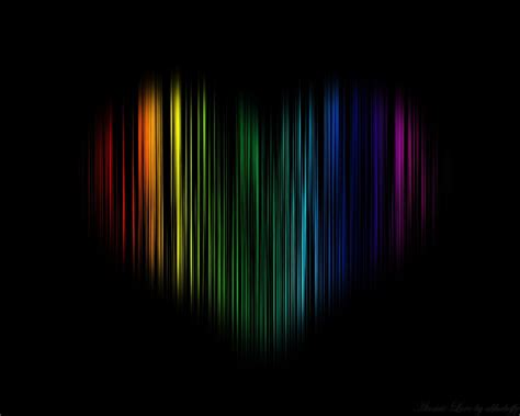 atomic colorful love wallpapers hd wallpapers id