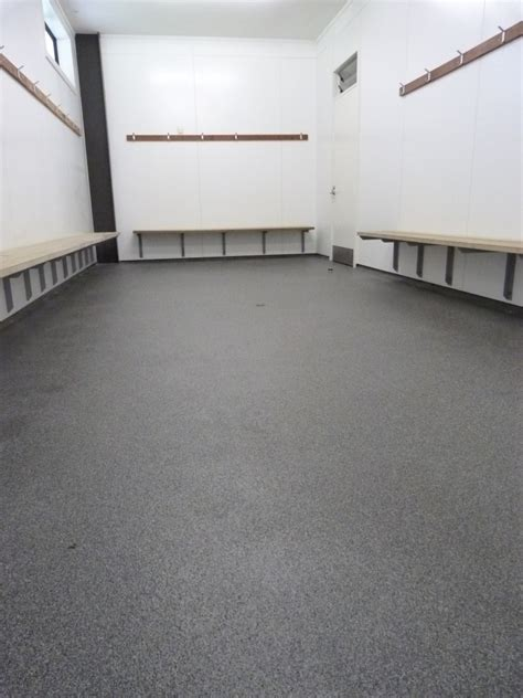 Brand New Flooring In Toilets And Change Rooms  Thank You