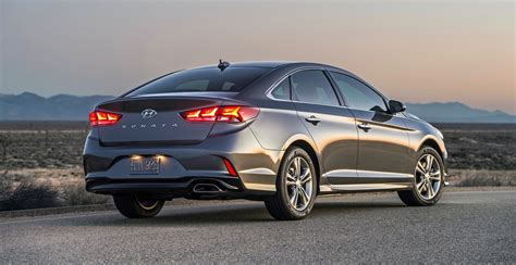 2018 Hyundai Sonata Arrives This Summer, Starting At