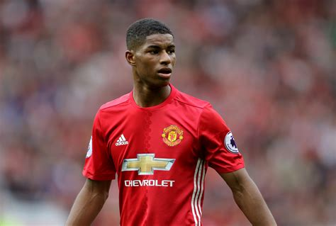 Manchester united & england management: Marcus Rashford Had An Unlikely Mentor At Manchester United - SPORTbible