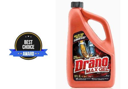 drano max gel kitchen sink best drain cleaner detailed reviews 8821