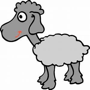 Clip Art - Clip art sheep 313809