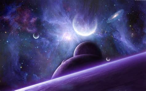 Обои планеты, галактика, Арт, Nathanblackwolf, звезды