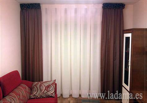 cortinas modernas salon  dormitorio