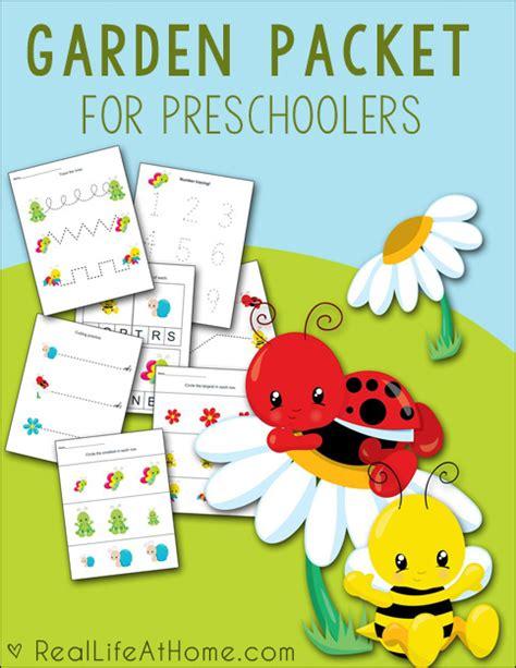 garden theme for preschool garden printables packet for preschoolers 560