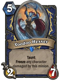 Shaman Deck July 2017 by Voodoo Hexxer Hs Shaman Card Hs Decks And Guides