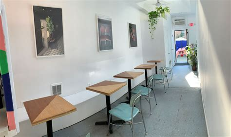 Straight up, it tastes impossibly sweet and creamy. Couple Opens Tree House Coffee Shop on Jersey City's Growing West Side   Jersey Digs