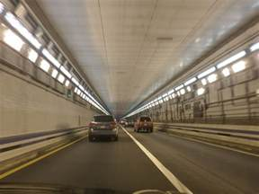 Chesapeake Bay Bridge Tunnel Inside