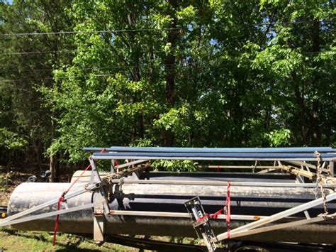 Front Mount Boat Lift For Sale by 10 000 Galva Lift Rick S Boat Lifts