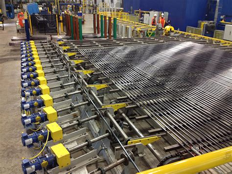 ses engineering long product material handling systems
