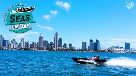 San Diego Boat Tours by Seas The Day Speed Boat Tour 47 Discounted Tickets Rush49