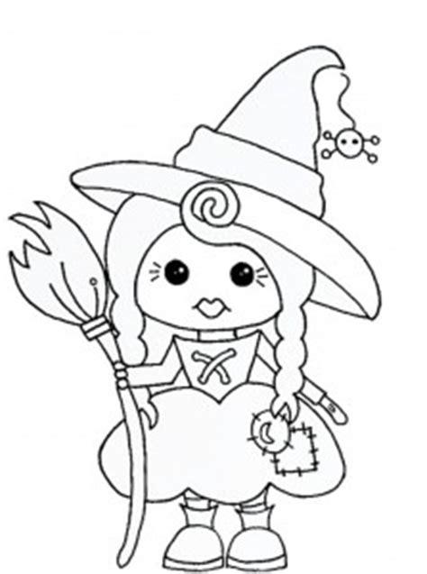 printable witch coloring page crafts  worksheets  preschooltoddler  kindergarten
