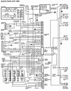1991 Buick Park Avenue Wiring Diagram