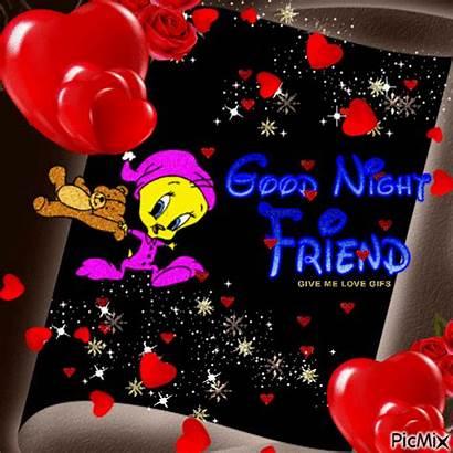 Night Friend Goodnight Tweety Picmix Lovethispic