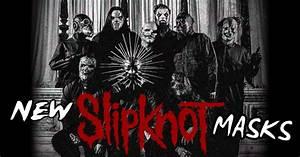 Slipknot New Masks | Car Interior Design
