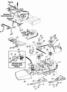 Yard Machines Lawn Mower Parts Diagram