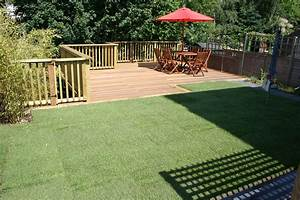 decking designs for sloping garden pdf With decking designs for small gardens