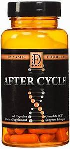 Dynamic Formulas After Cycle Post Cycle Therapy  60 Capsules