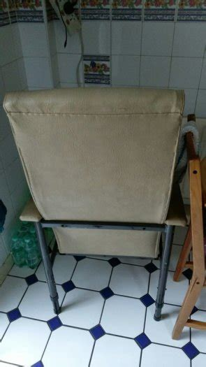 orthopedic chair for housebound pensioner or hip surgery