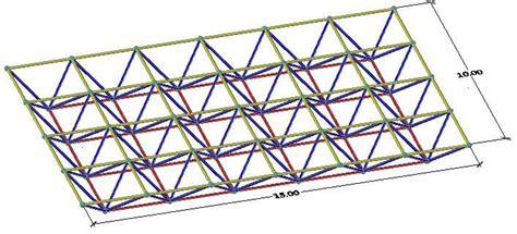 estereoestructura  dwg model  autocad designs cad