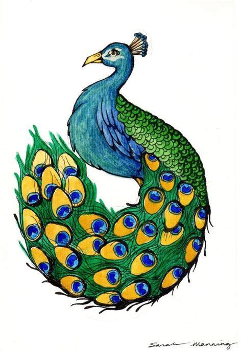 Best 25 Peacock Painting Ideas On Pinterest Peacock Art Peacock