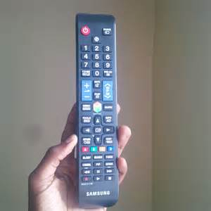 Buttons On Samsung Smart TV Remote
