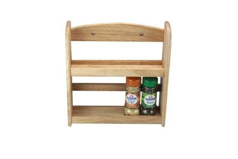 Wooden Spice Racks Uk by Wooden Spice Rack Ebay