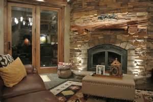 dekorative steinwand wohnzimmer wohnzimmer rustikal gestalten teil 1 archzine net