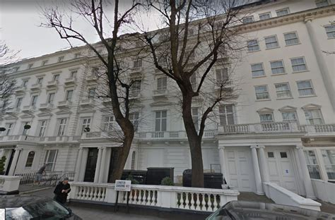Leinster Gardens by Leinster Gardens And The Posh Townhouses That Reveal