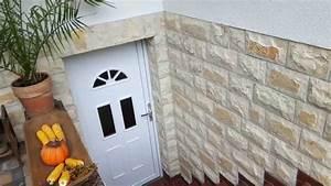 Verblender Kunststoff Außen : naturstein verblender aussen verfugen tipps youtube ~ Michelbontemps.com Haus und Dekorationen