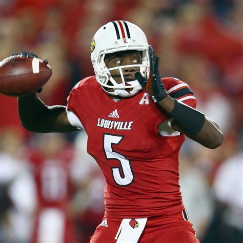 teddy bridgewater updated  nfl draft stock heisman