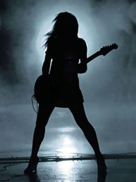 guitar rock girl wallpaperjpg  guitar