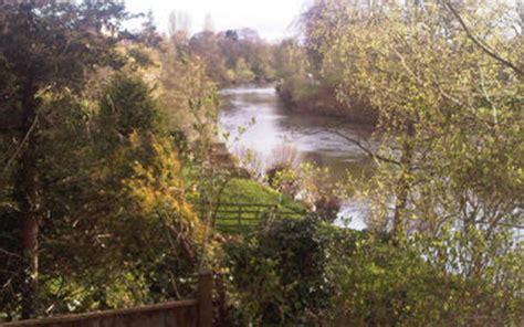 Riverside Garden Apartment   Shropshire Tourism & Leisure