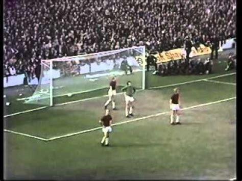 Newcastle v Burnley, FA Cup Semi Final, 30th March 1974 ...
