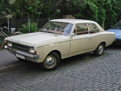 Opel Rekord by Opel Rekord C