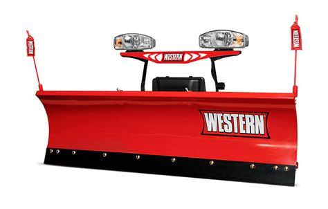 light duty truck plow western snow plow hts dejana truck utility equipment