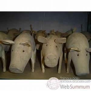 Animaux En Bois Décoration : d coration animaux de la ferme bois dans animaux de la ferme sur animaux bois animaux bronzes ~ Teatrodelosmanantiales.com Idées de Décoration