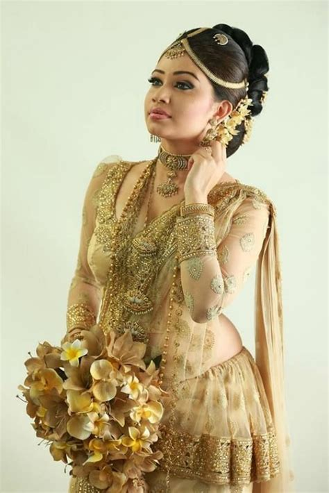 sri lankan wedding saree blouse designs  fashionshala