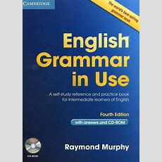English Grammar In Use With Answers And Cdrom A Selfstudy Reference And Practice Book For