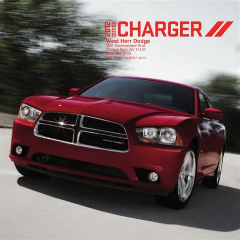 Dodge Dealers In Ny by 2012 Dodge Charger For Sale Ny Dodge Dealer Near Buffalo