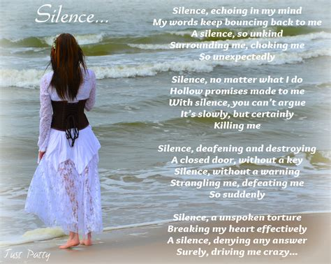 Poems About Silence