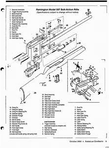 Receiver  Bolt  U0026 Barrel Parts Images